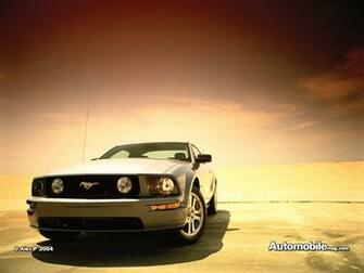 2004 Ford Mustang Svt Cobra Convertible 7392 Wallpaper Automotive