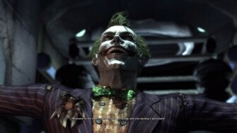 Batman Arkham Asylum Joker wallpaper   138776