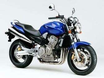 Blue Honda Hornet 900 Blue is my color Wallpaper moto Motos
