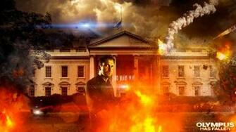 Olympus Has Fallen Wallpaper Olympus has fallen offical art