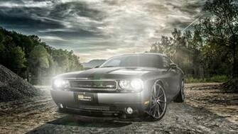 Dodge challenger srt8 car hd wallpaper   HDWallpapersincom HD