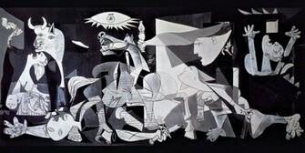 Guernica Wallpaper Guernica pablo picasso art