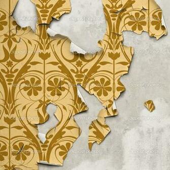 old peeling wallpaper wallpaper