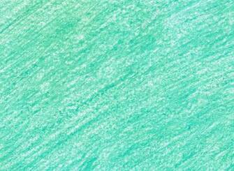 Crayon Scribble Emerald Background Blue Green Pastel Crayon