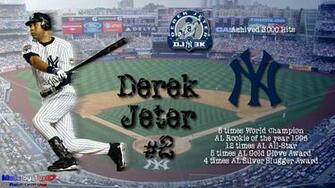 Derek Jeter 3k Hits My Sports Wallpapers