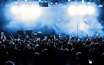 Music Concert Noise HD Wallpaper