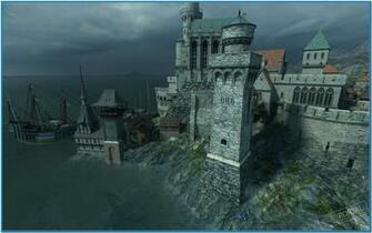 Medieval castle 3d screensaver   Download