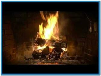 Roaring fire screensaver mac   Download