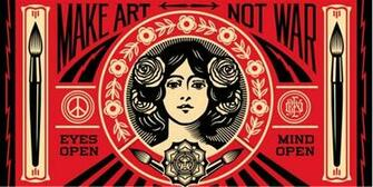 Shepard Fairey Wallpaper Shepard fairey wallpaper