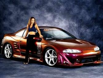 My Cars Wallapers Girls And Cars Wallpaper