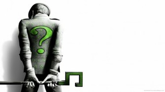 Download 1920x1080 Batman Arkham City Riddler Wallpaper