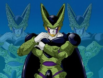Cell Dbz Wallpaper 39004 ZWALLPIX