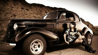 Car n Girl super wallpaper   bCarWallpapers