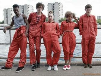 Misfits TV Series wallpapers Freshwallpapers