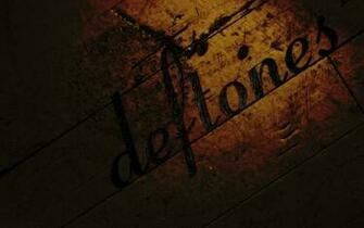 Deftones Logo Wallpaper Click To View Pictures