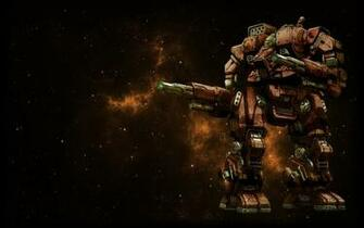 MWO unnoficial Hellbringer Loki Wallpaper by Odanan on deviantART