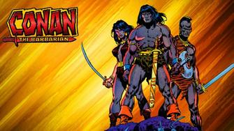 Conan The Barbarian Wallpaper by Gilgamesh Scorpion on