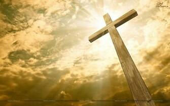 Jesus Cross HD Wallpaper for Desktop Download