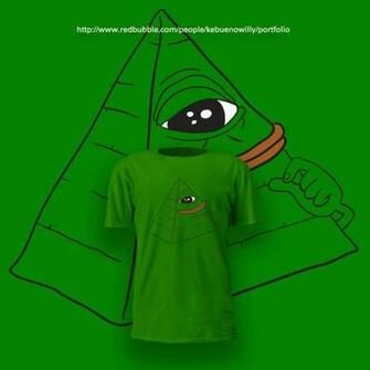 Smug Pepe   Pepe the frog   Pyramid Edition by kebuenowilly on