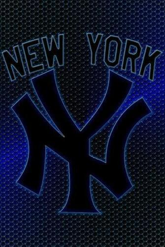 New York Yankees Logo Grid Wallpaper Download Wallpaper