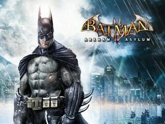 Batman Arkham Asylum 2 Wallpapers HD Wallpapers
