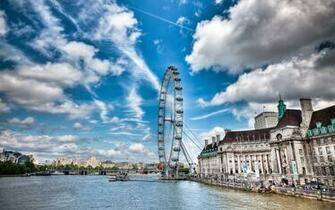 Unique London Eye HD Wallpapers