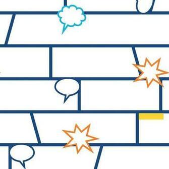 wallpaper removable wallpaper kids comic book blue removable wallpaper