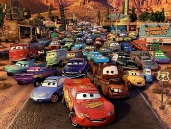 Disney Cars cool wallpaper   Disney Pixar Cars Wallpaper 13374968