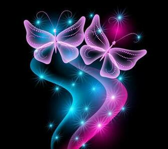 free butterfly wallpaper for kindle fire hd pink sparkle