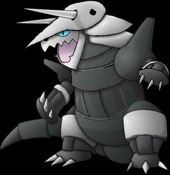 Aggron by varioussean
