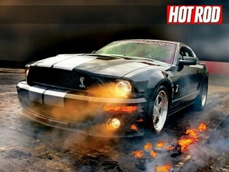 Ford Shelby GT Exclusive HD Wallpapers 1356