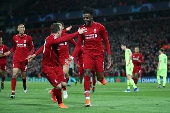 Liverpool Complete Miracle Comeback vs Barcelona Advance to 2019