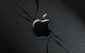 black mesh apple wallpaper download