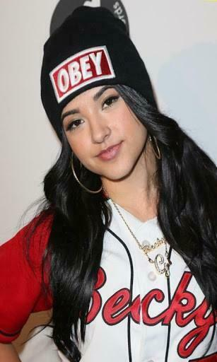 Becky G wallpaper App for Android