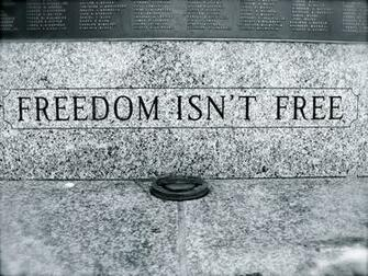 Freedom isn  t Free by oO2bored2careOojpgfreedom20isn27t20free