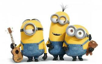 10 Best Collection Of Minions Wallpapers Picpulp