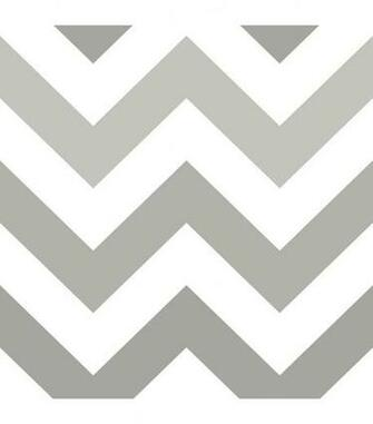 WallPops NuWallpaper Peel Stick Wallpaper Gray Zig Zag JOANN