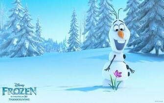 Disney Frozen Movie olaf 2 wallpaper