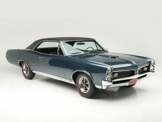 1967 Pontiac Tempest GTO Hardtop Coupe muscle classic e wallpaper