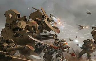 Warhammer 40k Tau Vs Space Marine Pics