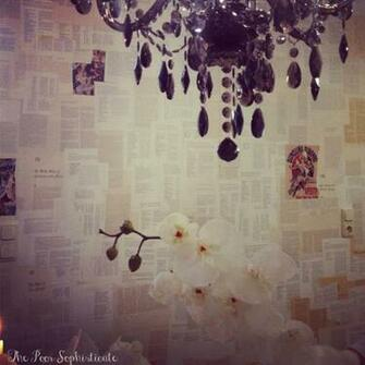 sophisticate DIY Removable Book Page Wallpaper and Removal Review