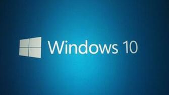 Download now Windows 10 Logo Hd Wallpaper Read description infos