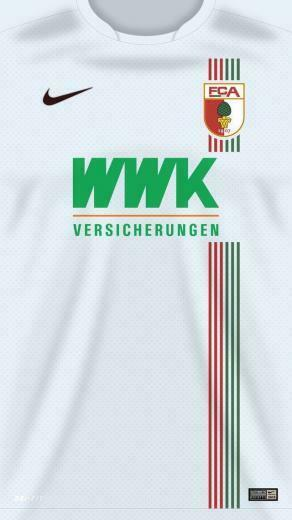 FC Augsburg of Germany wallpaper Stroje Pikarskie Fc