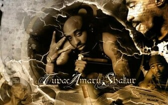 2Pac Shakur See No Changes Wallpaper   2pac Wallpaper