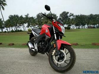 Honda CB Hornet 160R first ride review images specs and details