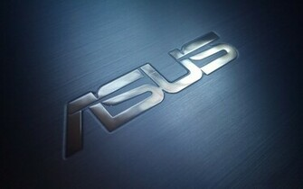 Asus Logo Widescreen HD Wallpaper