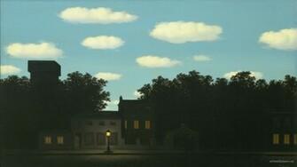 Magritte Wallpaper