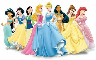 hd disney princesses wallpaper disney princess