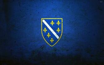 Flag of the Bosnian Kingdom wallpaper   Digital Art wallpapers