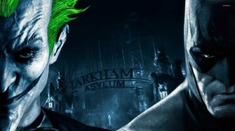 Batman Arkham Asylum wallpaper   Game wallpapers   3759